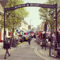 Roman Road Market...