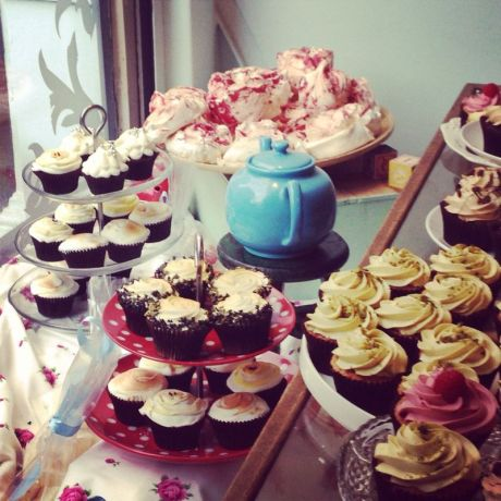 Cakes Beas Of Bloomsbury