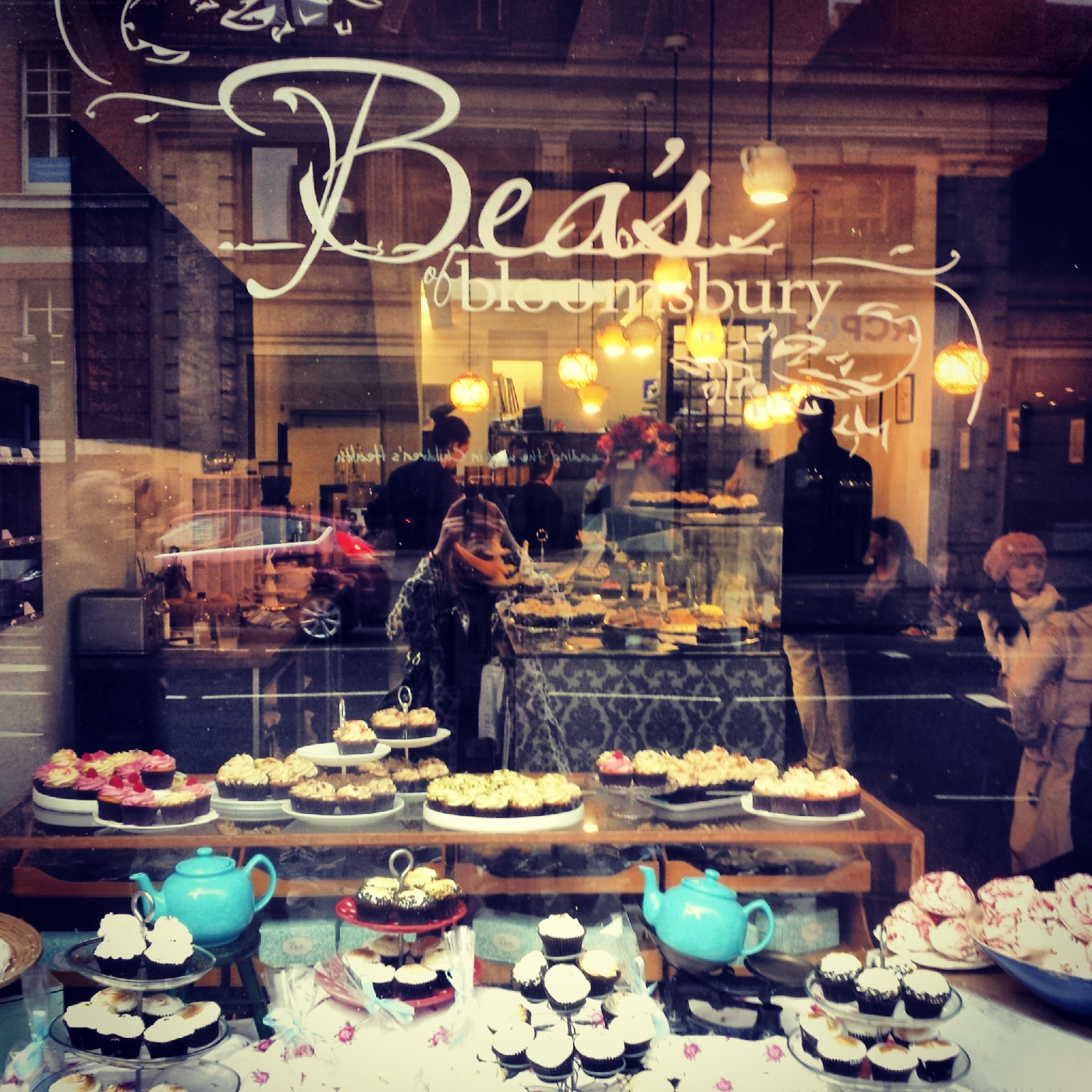 Best Tea And Cake In London