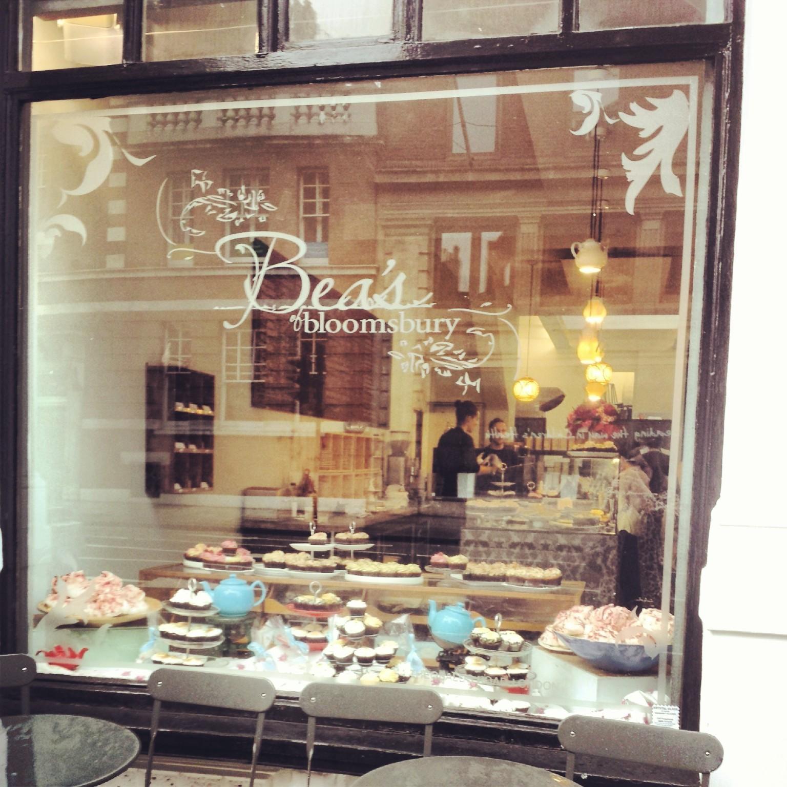 Cake Shop Bloomsbury