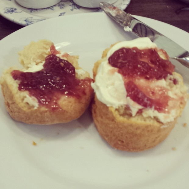 Scones Afternoon Tea Beas Of Bloomsbury