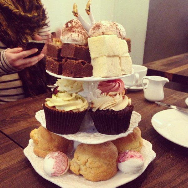 Afternoon Tea Beas Of Bloomsbury