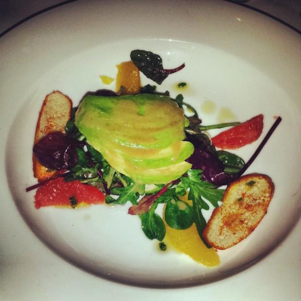 avocado salad floriditas
