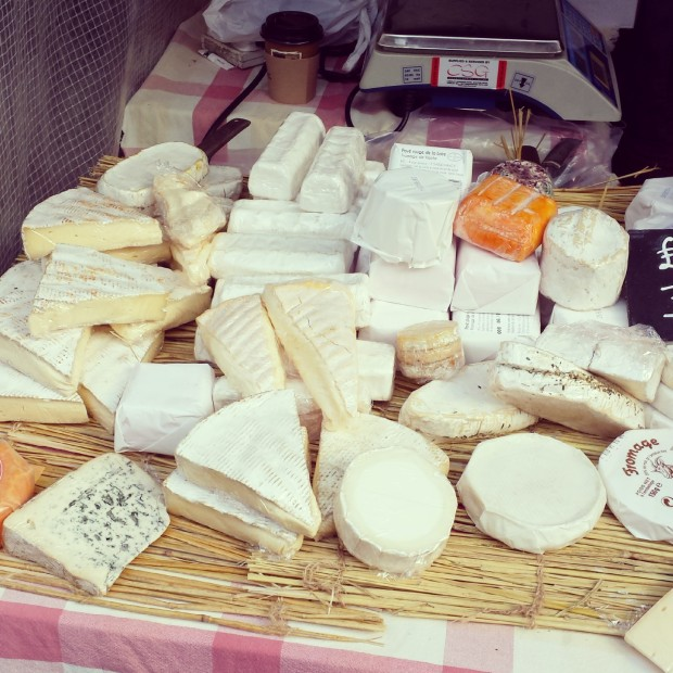 Cheese on Portobello Market