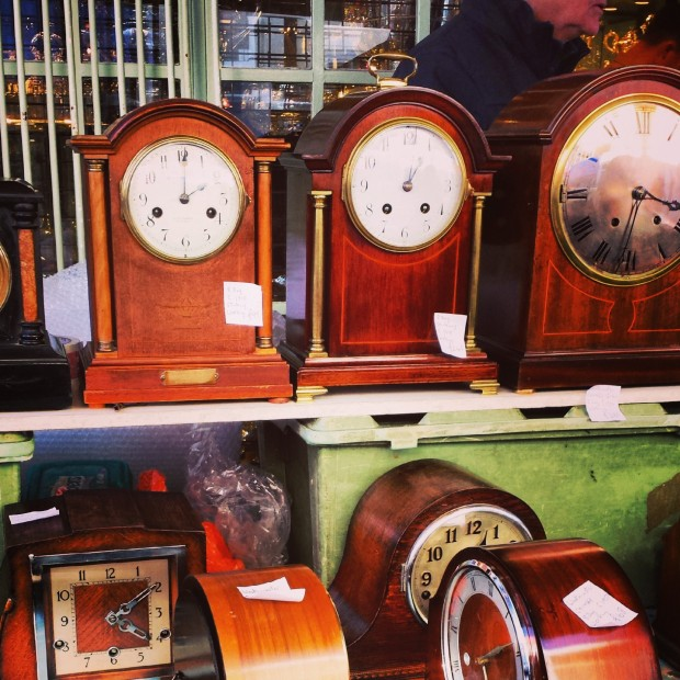 clocks on portobello