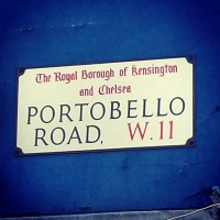 Portobello & Pizza