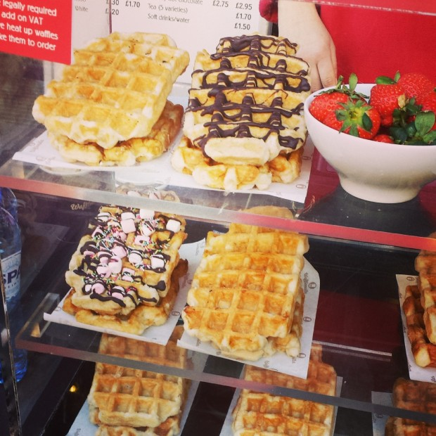waffles for sale portobello