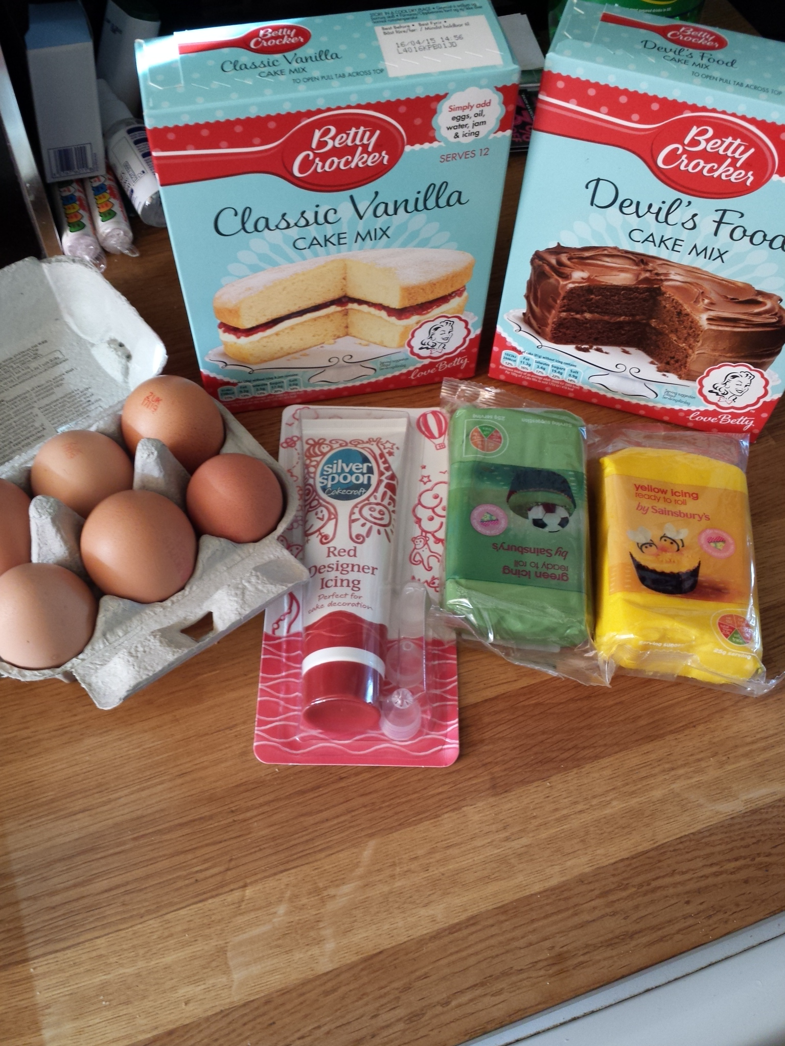 betty crocker devils food cake mix instructions