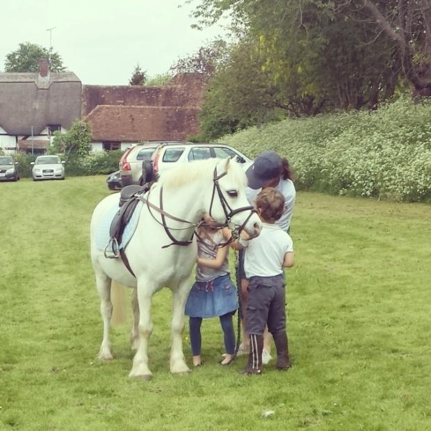 white-pony