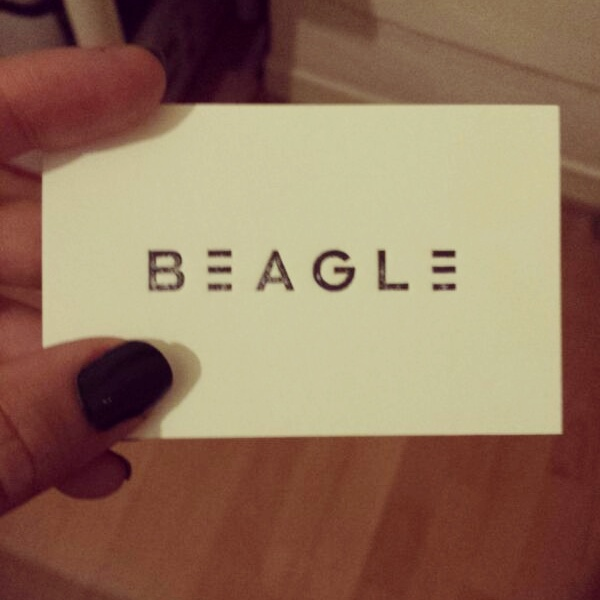 beagle-business-card