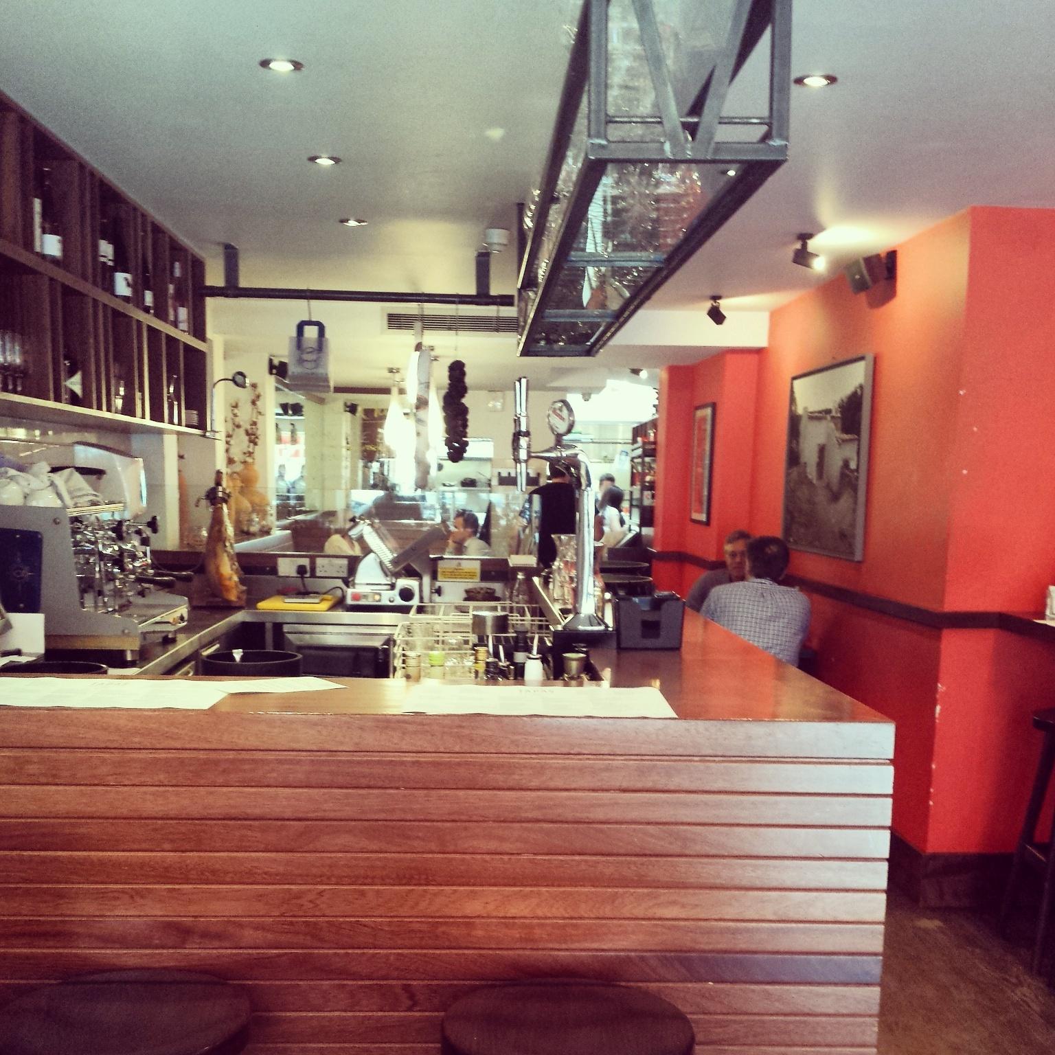 Tapas at Brindisa, Soho – have you heard the latest