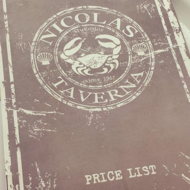nikolas-taverna-menu-mykonos