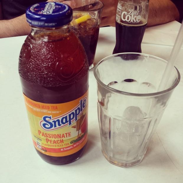 peach-snapple