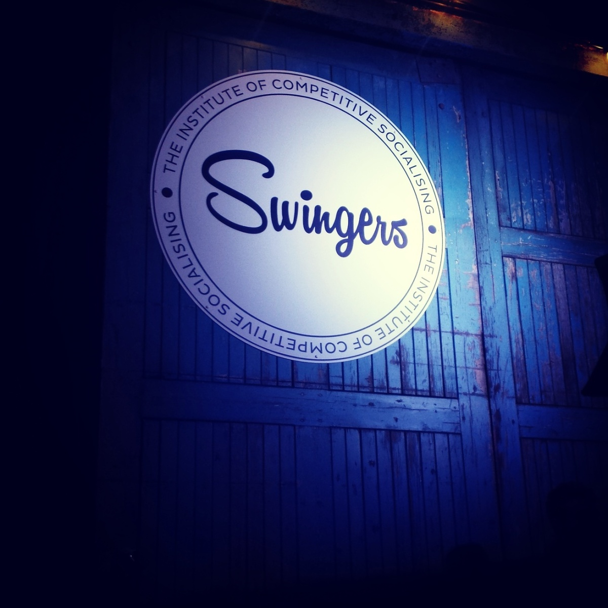 7 Thing I learned from Swingers London - It's really not what you think...