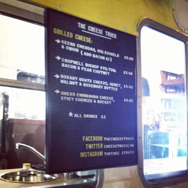 the-cheese-truck-london-menu