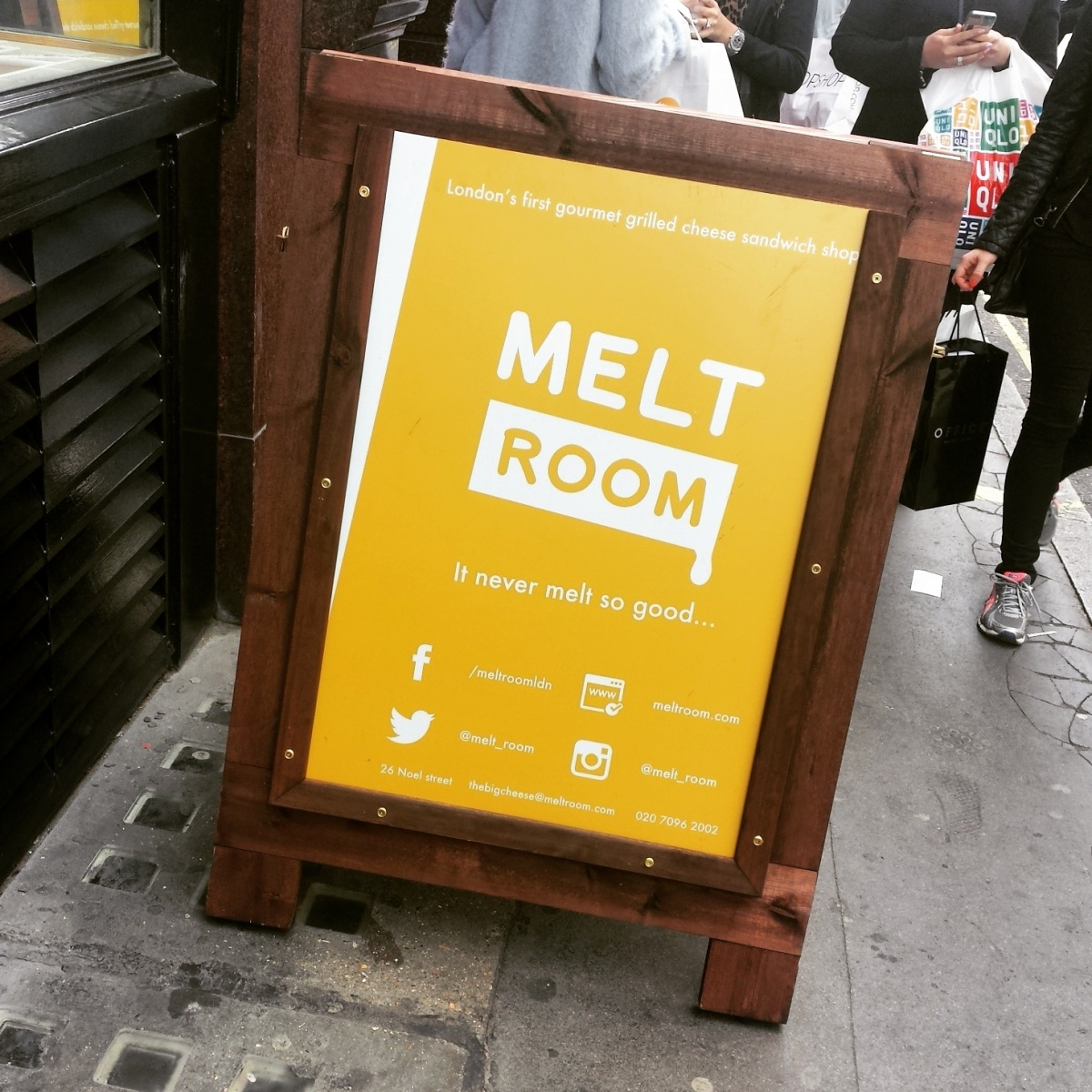 The Melt Room - Soho