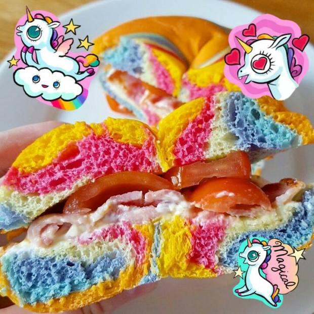 Rainbow_bagel